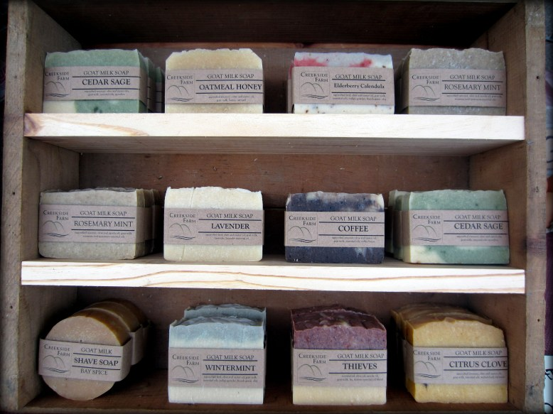 SoapDisplay